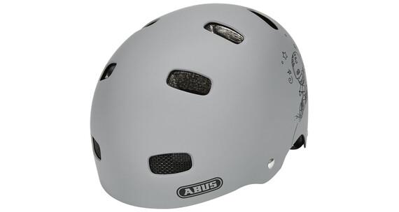 ABUS Scraper Kid 2.0 Helmet grey ride
